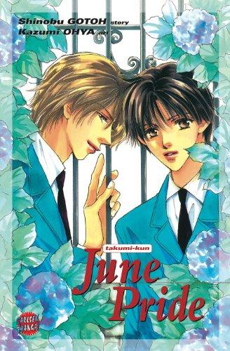 Takumi-Kun 01. June Pride: June Pride