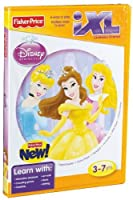 Fisher-Price iXL Learning System Software Disney Princess [並行輸入品]