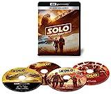 ハン・ソロ/スター・ウォーズ・ストーリー 4K UHD MovieNEX[VWES-6752][Ultra HD Blu-ray]