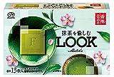 不二家 抹茶を愉しむルック(香味仕込み) 64g ×5箱