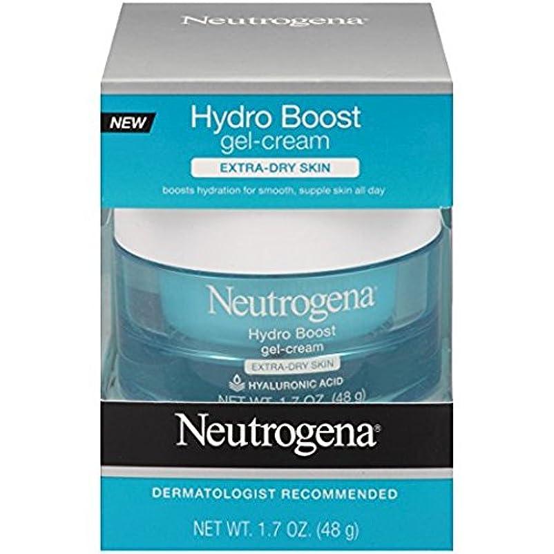 和解するパイルキャラクターNeutrogena Hydro Boost Water Gel 45g ニュートロジーナハイドロブーストウォータージェル エクストラドライスキン [並行輸入品]