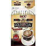 UCC ゴールドスペシャル ドリップコーヒー スペシャルブレンド 10P