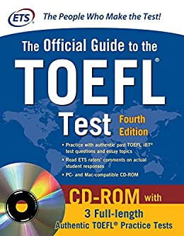[Educational Testing Service]のOfficial Guide to the TOEFL Test, 4th Edition (Official Guide to the Toefl Ibt)
