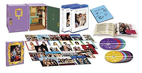 フレンズ  シーズン1-10 全巻Blu-rayプレミアムBOX (数量限定/21枚組)