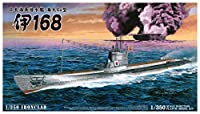 青島文化教材社 1/350 アイアンクラッド<鋼鉄艦>シリーズ 日本海軍潜水艦 海大6型a伊168