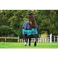 Horseware Mio Medium Turnout Blanket 63 ブラック AASA42-KCTK-63