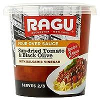 Ragu Pour Over Sundried Tomato Pasta Sauce (370g) ソースにパスタの上日干しトマトragu ( 370グラム)