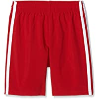 adidas Australia Kids Condivo 18 Shorts, Power Red/White, 140