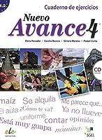 Nuevo Avance 04. Arbeitsbuch mit Audio-CD: Curso de Español