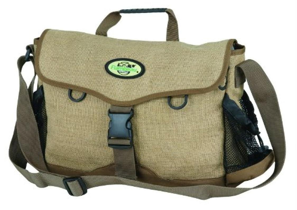 フラスコ組立朝の体操をするFlambeau Tackle Creel Flax Bags (Brown, 15x11.375x3-Inch) by Flambeau Tackle