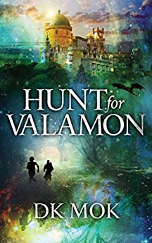 Hunt for Valamon by [Mok, DK]