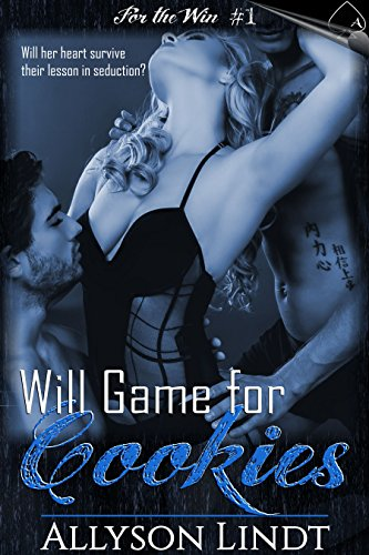 Will Game for Cookies: A #GeekLove Ménage Romance (English Edition)