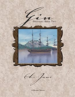 Gin (Brothers Book 2) by [Jane, A]