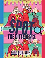 Spot the Difference Games for Kids: Find the difference pictures for kids, 6 differences between two pictures with answers, Picture Puzzles for kids.