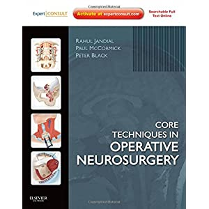 Core Techniques in Operative Neurosurgery: Expert Consult - Online and Print, 1e