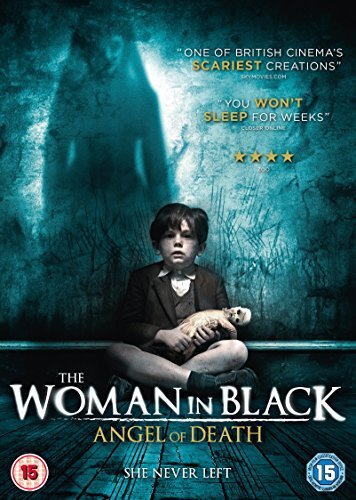 Woman In Black 2: Angel of Death [DVD] [2015] by Helen McCrory