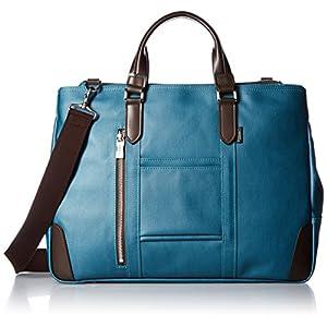 [エバウィン] ビジネスバッグ 日本製 撥水加工 21598 BL ブルー