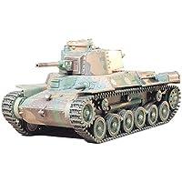 タミヤ1 / 35ミリタリーミニチュアシリーズNo。137日本陸軍タイプ97中戦車改新しいタレットChihaプラスチックモデル35137