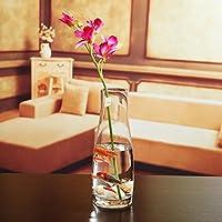 YKFN 花瓶 花器 北欧雑貨 ギフト おしゃれ インテリア フラワーベース ガラス 新築祝い 結婚祝い お洒落 クリスタル 贈り物