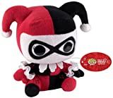 Funko - Peluche DC Comics - Harley Quinn 15cm - 0849803086343