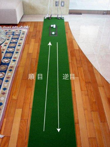 パット練習システムSB-45cm×4m(まっすぐぱっと付き)パターマット工房PROゴルフショップ