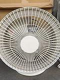 無印良品 サーキュレーター(低騒音ファン・大風量タイプ)・ホワイト 日本製