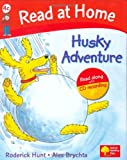 Read at Home: Level 4c: Husky Adventure Book + CD