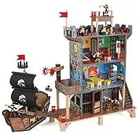 KidKraft Pirate's Cove Play Set [並行輸入品]