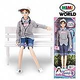 ミミワールド17歳ミミシリーズボーイフレンドジュン Mimi world 17 year old Mimi series Boy Friend Jun [並行輸入品]