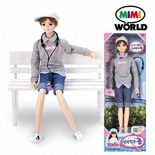 ミミワールド17歳ミミシリーズボーイフレンドジュン Mimi...