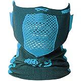 NAROO MASK(ナルーマスク) X5 スポーツマスク フェイスマスク メンズ レディース UV ネックウォーマー 速乾 防塵 花粉症 バイク サバゲー 釣り スノーボード スキー