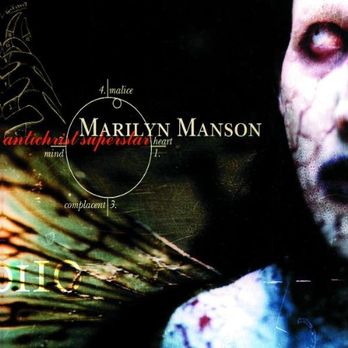 Antichrist Superstar [CD, Import, From UK] / Marilyn Manson (CD - 1996)