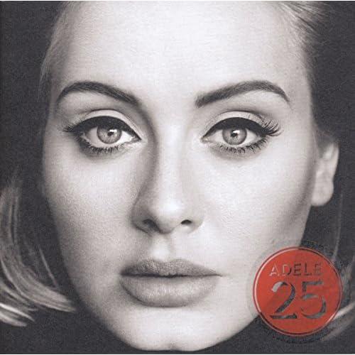 25 (UK盤) ~ Adele