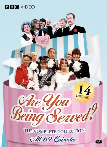 Are You Being Served: Complete Coll - Series 1-10 [DVD] [Import]