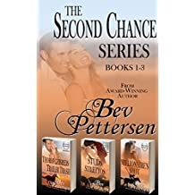 SECOND CHANCE SERIES: Contemporary Romance 3-Book Box Set