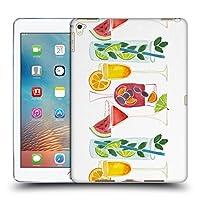 オフィシャル Cat Coquillette Summer Drinks ミックスドリンク iPad Pro 9.7 (2016) 専用ソフトジェルケース