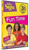 We Sign: Fun Time