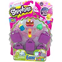 Shopkins Season 2 (5 Pack) Set 24 by Moose Toys [並行輸入品]