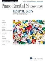 10 Outstanding Nfmc Early Intermediate/Intermediate Solos: Piano Recital Showcase (Festival Gems Book)