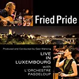 Fried Pride Live in Luxembourg with L'Orchestre Pasdeloup