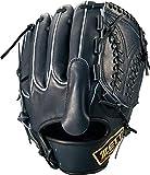 ゼット(ZETT) 硬式野球 プロステイタス グラブ (グローブ) ピッチャー用 ナイトブラック(1900N) 右投げ用 日本製 BPROG710