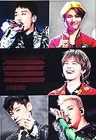 BIGBANG ビッグバン クリアファイル (A4サイズ)  01 グッズ