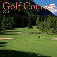 Turner Photo Golf Courses 2019 Mini Wall Calendar (199989500050 Office Wall Calendar (19998950005) [並行輸入品]