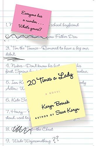 20 Times a Lady: A Novel