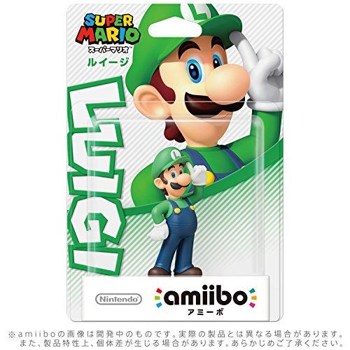 amiibo ルイージ (スーパーマリオシリーズ)