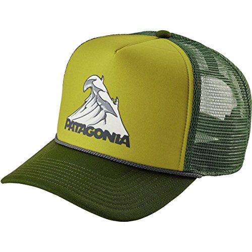 パタゴニア アクセサリー 帽子 Patagonia Snow Surf Interstate Hat Glades Gre wxo  並行輸入品  7eb70c7729c5