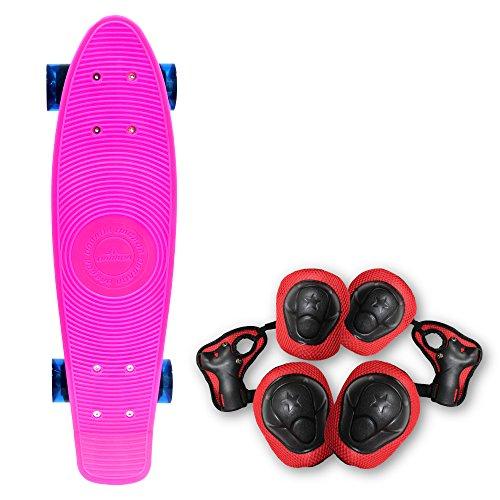 ダバダ スケートボード スケボー プロテクター3点セット