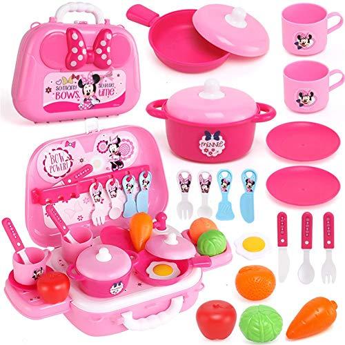 FECHO ままごと メイクアップセット お化粧おもちゃ キッチン