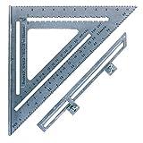 Swanson Tool ブルーブックとS0107 12インチスピードスクエアレイアウトツール