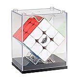 HJXDJP 磁気3x3x3スピードキューブ 競技專用マジックキューブ 滑らかな回転 調整可能な立体パズルキューブ (FeiJue 磁気 3x3x3)